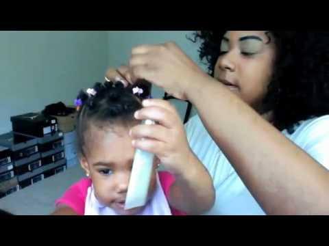 Hairstyles For Babies With Short Natural Hair