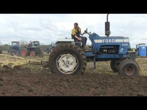 100 YEARS OF FORDSON, FORD AND NEW HOLLAND TRACTORS Part 2