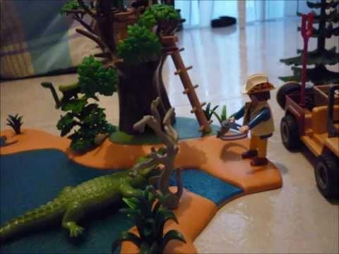 Dinosaurios playmobil cap 1 en busca de la flor cret cica for Playmobil dinosaurios