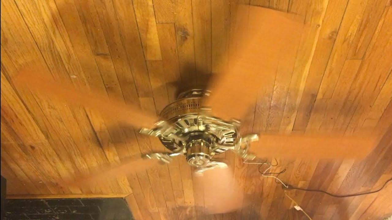 hunter brass ceiling fans.  Fans Hunter Polished Brass Ceiling Fan  With Hunter Brass Ceiling Fans