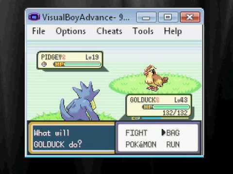 Working wild pokemon cheats