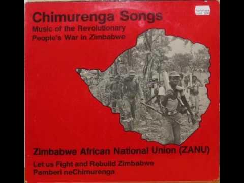 Zimbabwe African National Union - A5 Mukoma Takanyi