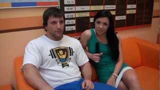 Денис Астахов (пауэрлифтинг, тяжелая атлетика).