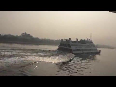 Bangladeshi best launch M.V. GREEN LINE -3