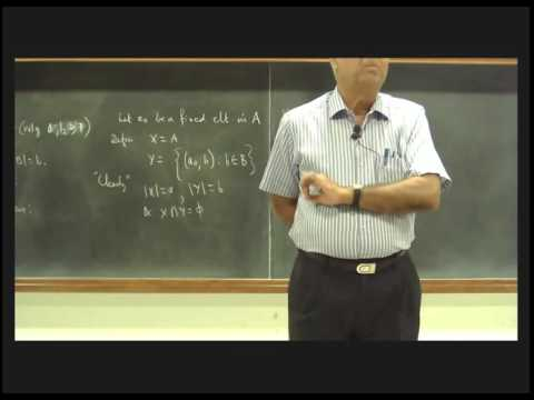 Lecture 4: Arithmetic of Cardinals