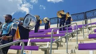Southern University Drumline vs TCU 2018 Nice For What