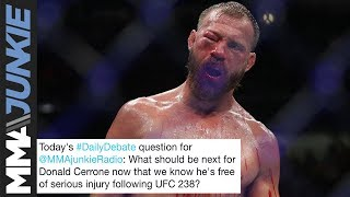 Daily Debate: What should be next for Donald Cerrone?