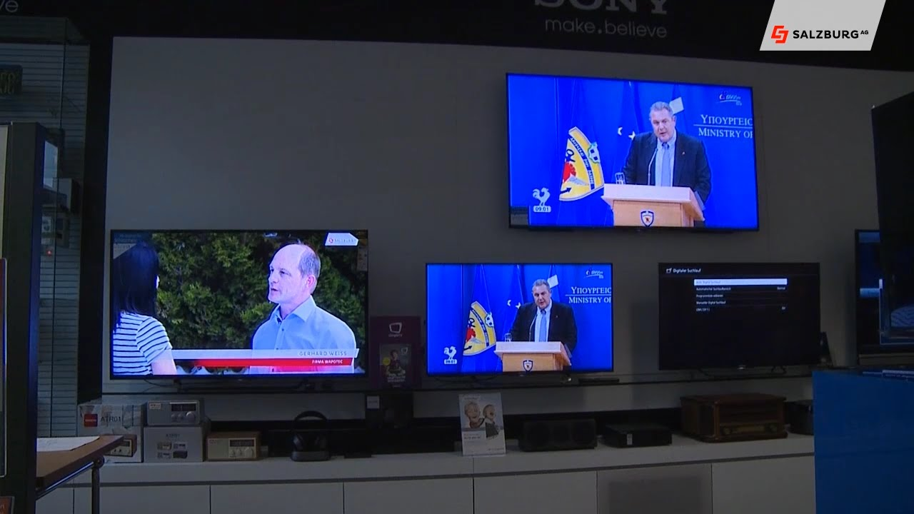 Den Richtigen Fernseher Kaufen Hd Salzburg Ag Tv Youtube