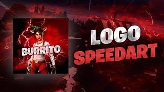 Fortnite-Themed Logo Speedart (Photoshop)