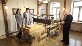 Как печатали книги в XVI веке? Музей ''Страницы истории печатного дела'' в селе Вятское