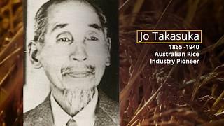 The Japanese Origins of Australian Short Grain Rice
