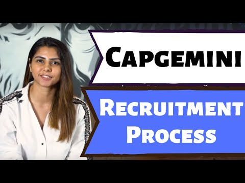 (Latest) Capgemini Recruitment Process for 2020 - 2019