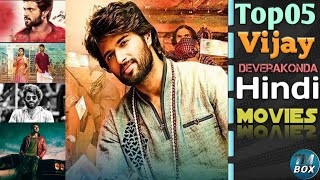 Top 05 ||Vijay Devarakonda||Hindi Dubbed Movies||Best Vijay Devarakonda Movies..