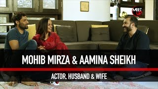 Meet Up With Sohail Javed - Mohib Mirza & Aamina Sheikh - Episode 3 - Arth 2 - Cake