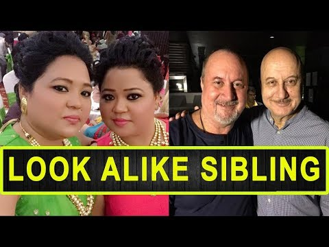 12 Bollywood And Television Celebrities Who Look Alike Their Sibling