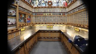 Fleets Wood Shop Tour --   Best Part Of The Shop Tour Starts @ 12min Mark.   You'll Love It!