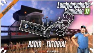 Landwirtschafts Simulator 17 Eigene Radio Sender hinzufügen