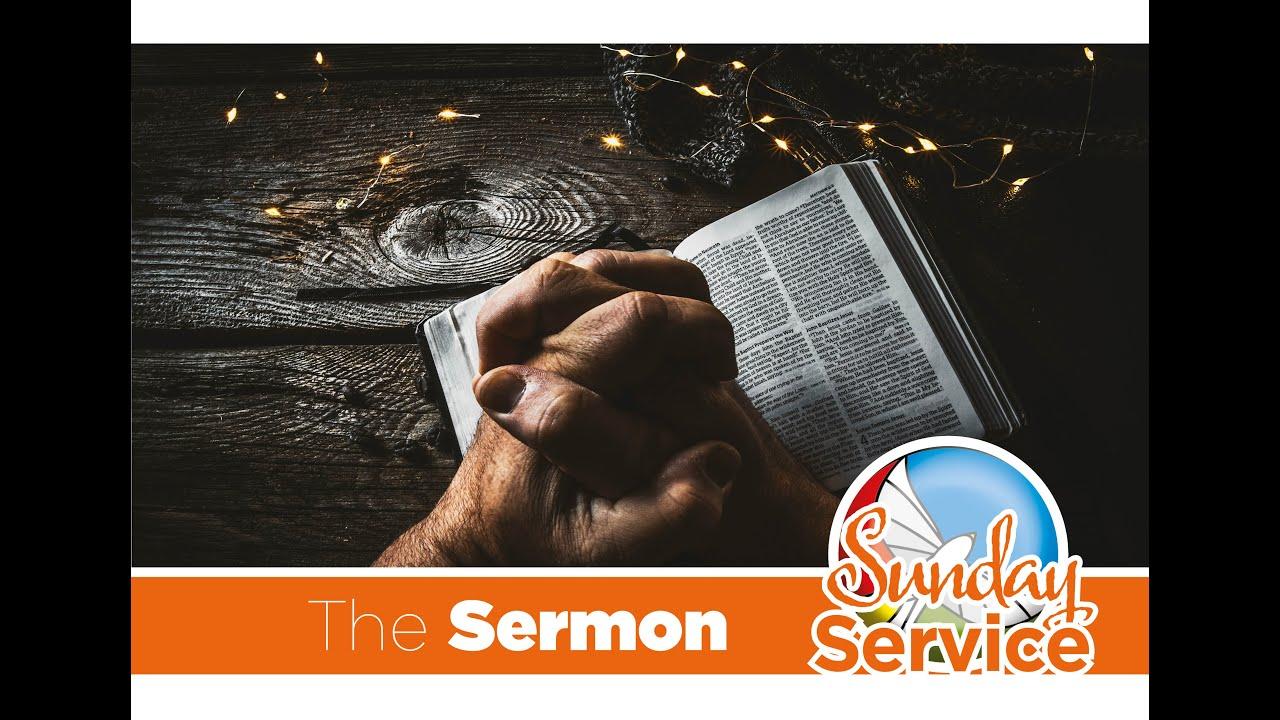 Sunday's Sermon Mark 7:24 - end