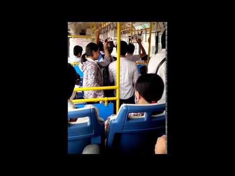 Quay trộm  được 2 đứa móc túi trên xe Buýt số 28 đây.