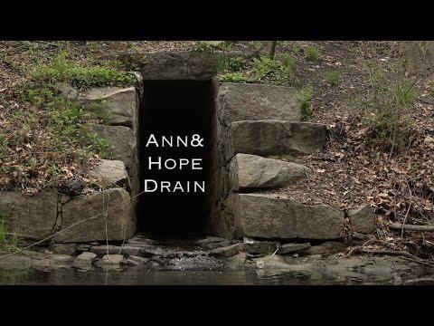 Ann & Hope Drain - Urban Exploration