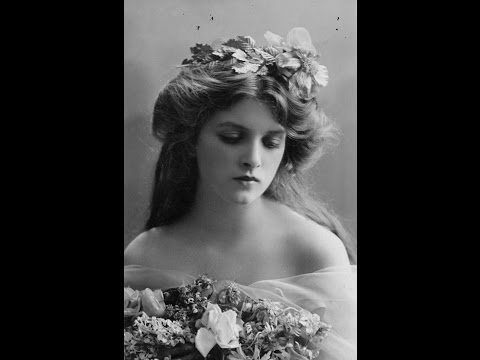 The Most Beautiful Women Of 1900s Edwardian Era