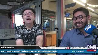 """Reinaldo Azevedo: """"Assumam que vocês erraram nessa história de 'caixa-preta' do BNDES"""""""