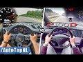 YouTube Turbo Tesla Model X P100D 2019 vs 2019 Porsche Cayenne Turbo ACCELERATION & AUTOBAHN POV by AutoTopNL