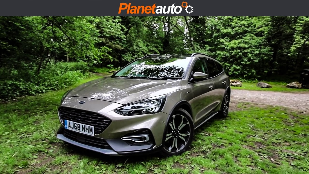 Ford Focus Active X 2019 Review Road Test Youtube