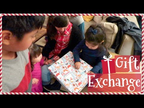 Christmas Party & Gift Exchange!   December 20, 2017