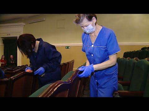 Дезинфекция – по расписанию: в Волгограде усилена профилактика коронавируса