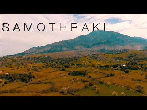 Samothrace - Greece | Travel Video | BMPCC - Phantom 3 Advanced | Stavros Tech Tips