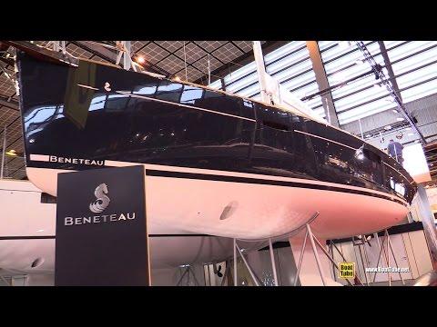 2016 Beneteau Oceanis 60 Sailing Yacht - Hull, Deck, Interior Walkaround - 2015 Salon Nautique Paris