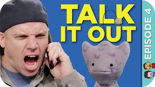 TALK IT OUT ft Epic Lloyd | The FuZees Eps 04