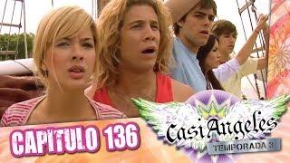 Casi Angeles Temporada 3 Capitulo 136 LA ODISEA