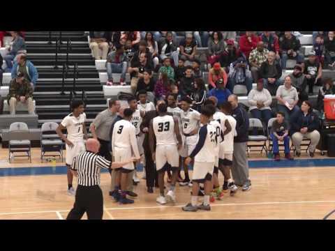 Boys' Varsity Basketball - Lorain vs. Central Catholic 2-21-17