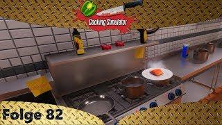 Cooking Simulator - Und Kaputt oder der schwebende Teller - Let's Play 82 deutsch german