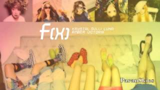 [CLEAN INST + MP3 LINK] Beautiful Stranger - f(x)