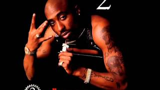 2Pac ft. Outlawz - When We Ride (Lyrics)
