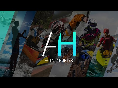 Activity Hunter - The Extreme Action Adventure Sport Finder App