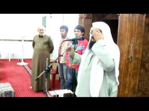 جمال أبو مرعي مسجد لطيفة riyadh cable new moslem jamal abu marie 6
