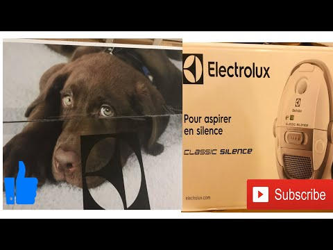 Electrolux Classic-Silence Review || Vacuum || Best Brand