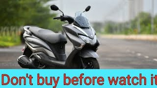 Suzuki Burgman 125 full review in Hindi l price l top speed ..14k views