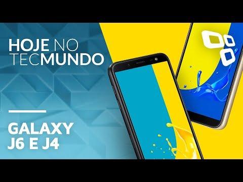 Novos iPhones, Huawei no Brasil, Galaxy J6 e J4, Copa do Mundo e mais - Hoje no TecMundo