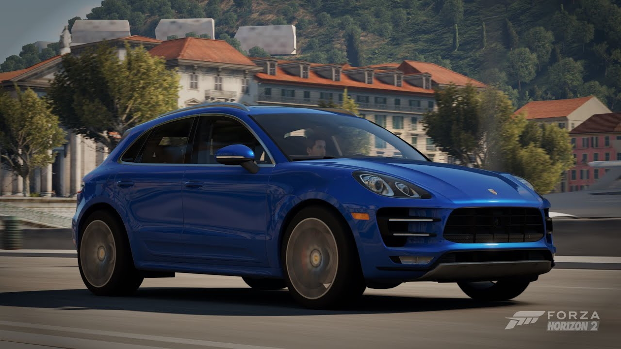 forza horizon 2 2015 porsche macan turbo youtube. Black Bedroom Furniture Sets. Home Design Ideas