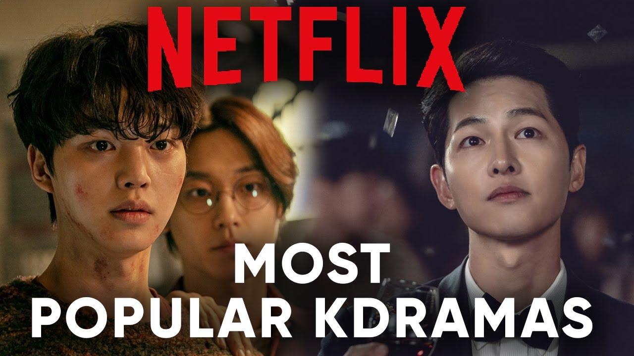 Download Top 20 Most Popular Netflix Korean Dramas 2017 - 2021 [Ft HappySqueak]