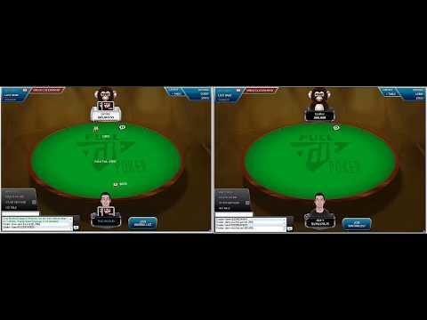 [NLHE] durrrr vs SanIker {pt.2} [High Stakes Full Tilt Poker Online Cash Game]