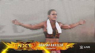 WWE 2K19 - Shayna Baszler VS Allie