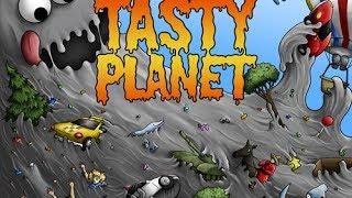 обзор tasty planet симулятор пожирания жалких людишек