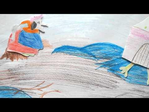 Сказка Избушка на курьих ножках 4 класс Гимназия №2 г.Тихвин