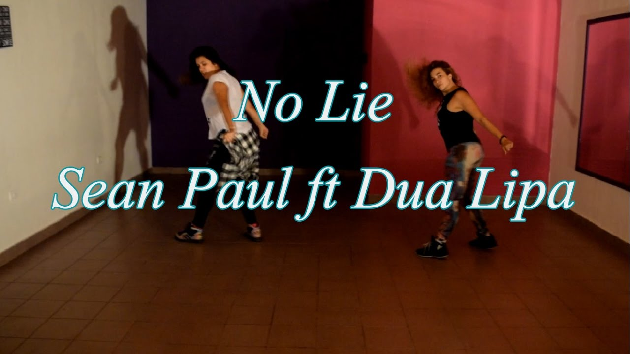 Sean Paul Feat. Dua Lipa - No Lie